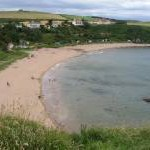 Coldingham Bay Scottish Borders