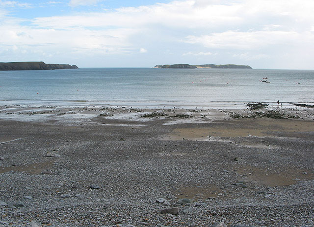 Is Lydstep Beach Pembrokeshire Dog Friendly