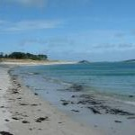 Pentle Bay Isles of Scilly