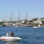 Tall Ships in Torbay