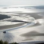 The Taf estuary, Laugharne