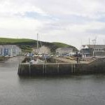 The south side of the harbour, Aberaeron
