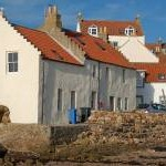 Red roofs, Pittenweem