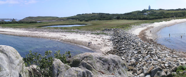 Periglis Beach - Isles of Scilly
