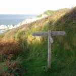 Coastal Paths, near Mortehoe