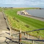 Steps at Arbroath