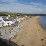 Torcross - sea defences