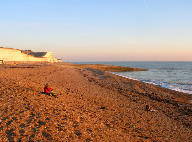 Portobello Beach Brighton East Sussex Uk Beach Guide