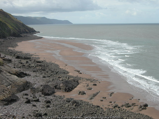 Selworthy Sands Beach - Somerset