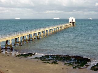 Bembridge Beach