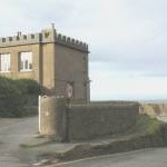 Castell Pentraeth - a charming clifftop house
