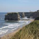 Marsden Rock and Bay