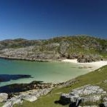 North side of Achmelvich Beach
