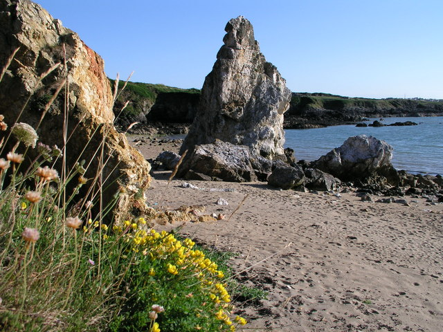 Porth Padrig Beach - Anglesey