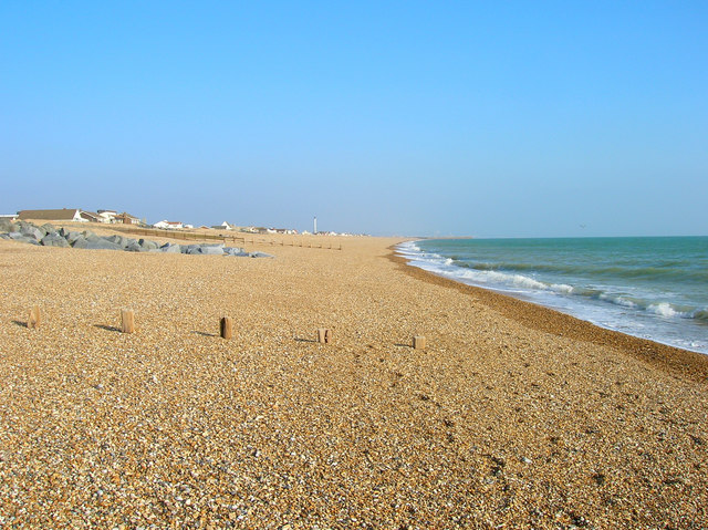 Shoreham-by-Sea Beach - West Sussex