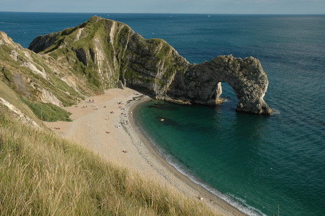 Durdle Door Beach (West) - Dorset & Durdle Door Beach (West) | Dorset | UK Beach Guide