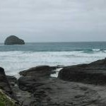 Trebarwith Strand & Gull Rock
