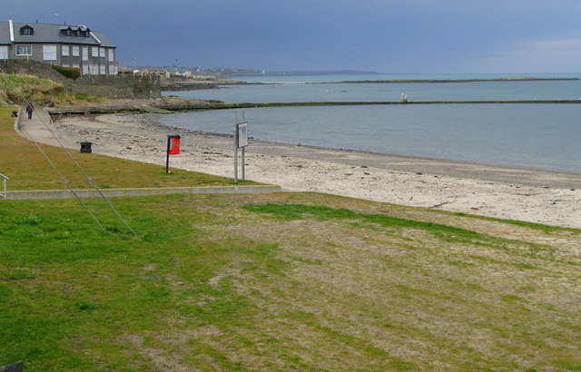 Millisle Lagoon Beach - County Down