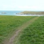 View to Pentire Point East