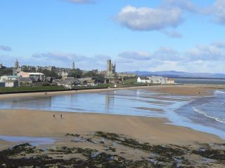 St Andrews East Sands Beach