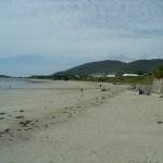 Beach towards Ballinskelligs