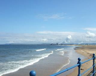 Seaton Carew Beach
