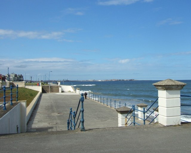 Seaton Carew - North Beach - County Durham