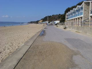 Branksome Chine Beach (Poole)
