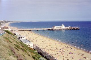 Bournemouth Beach (Pier)