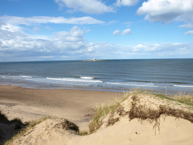 Amble Links Beach - Northumberland