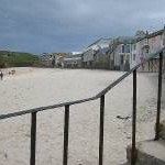 Porthmeor Beach in April
