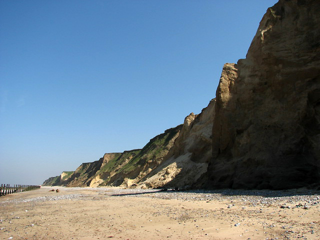 West Runton Beach - Norfolk