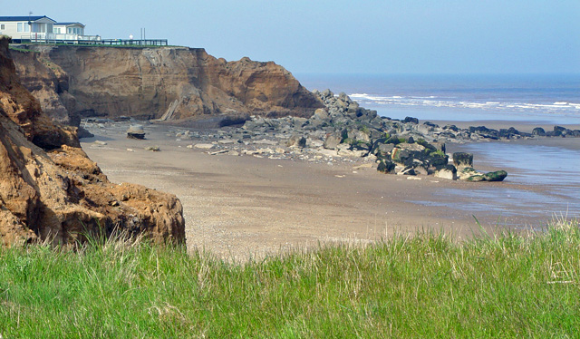 Barmston Beach - Yorkshire