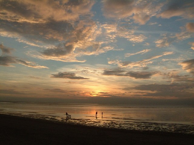 Snettisham Beach - Norfolk