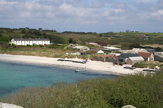 Porth Mellon Beach - Isles of Scilly