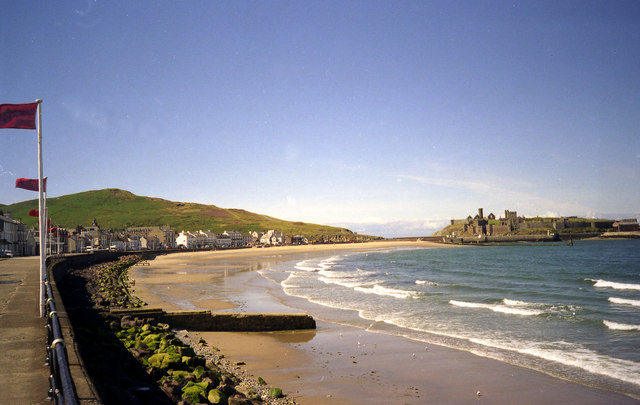 Peel Beach - Isle of Man