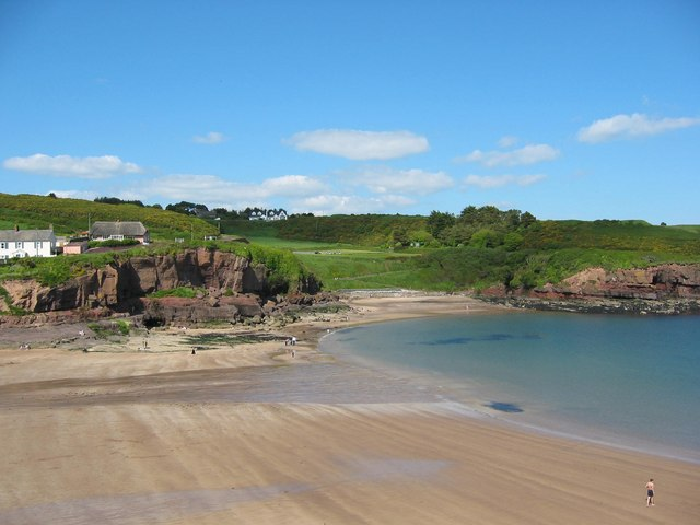 Dunmore Strand Beach - County Waterford