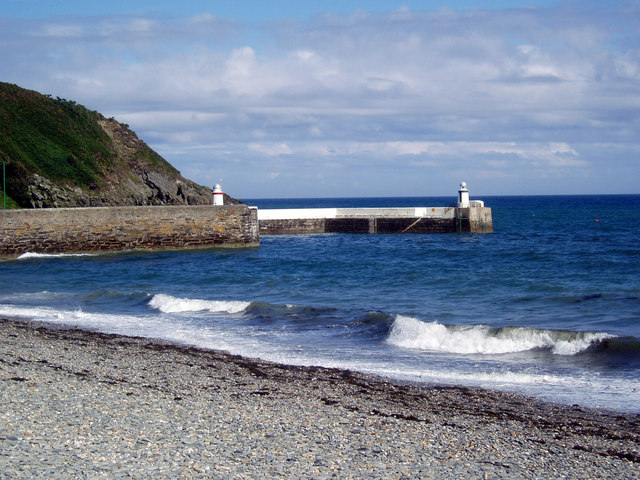 Laxey Beach - Isle of Man