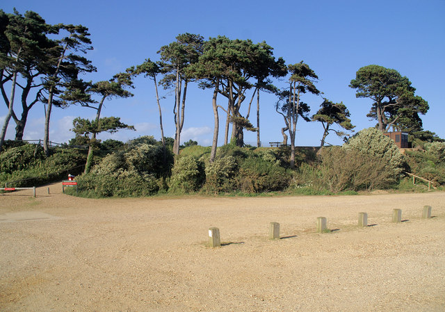 Lepe Beach - Hampshire