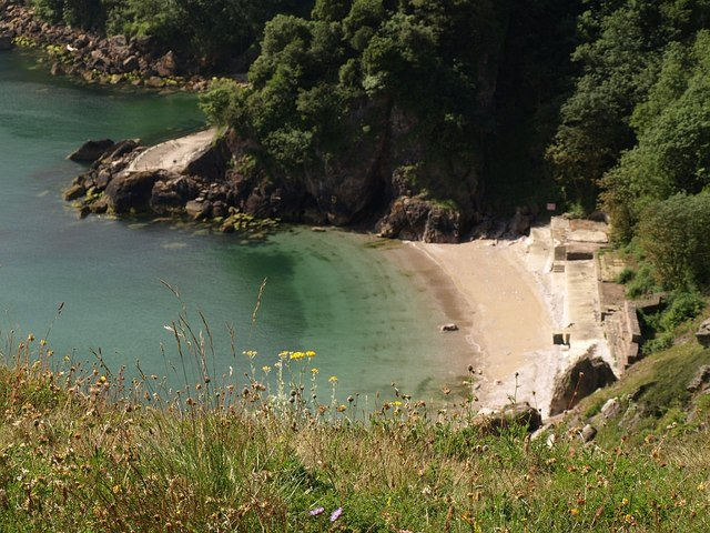 Redgate Beach - Devon