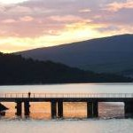 Pier at Fort William
