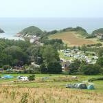 Berrynarbor: Watermouth Valley Camping Park