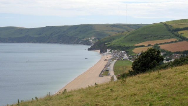 Beesands Beach - Devon
