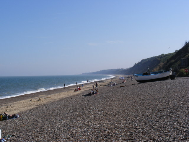 Dunwich Beach - Suffolk