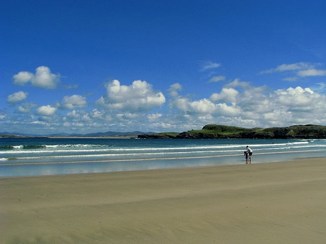 Marble Hill Beach County Donegal Uk Amp Ireland Beaches