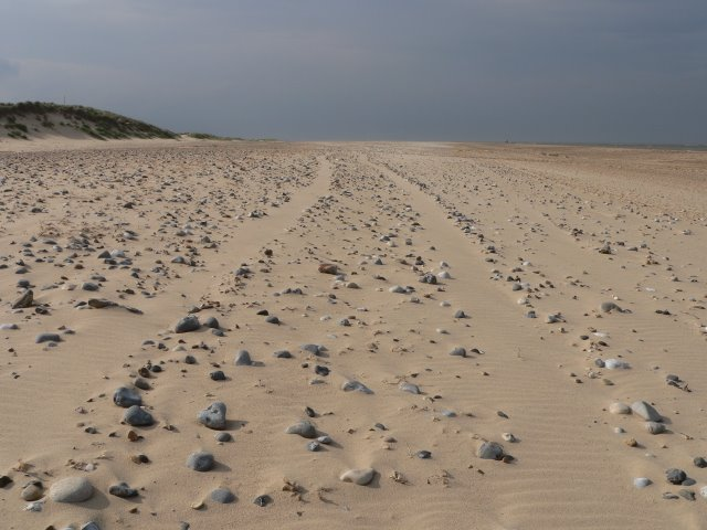 Winterton on Sea Beach - Norfolk