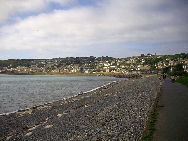 Wherrytown Beach - Cornwall