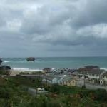 Portreath village and beach
