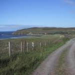 Track to the Beach at Melvich