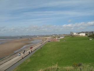 New Brighton (Wallasey) Beach